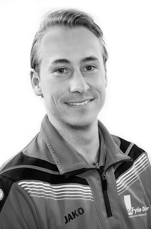 AdFysio Fysiotherapie Bewegen - Team Erik